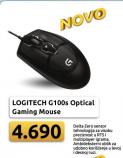 Optički miš  G100s- 910-003538