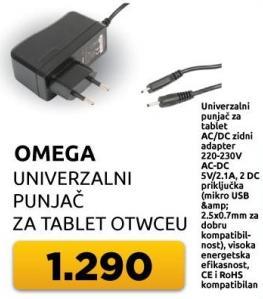 Univerzalni punjač za tablet Otwceu