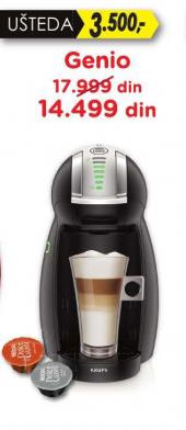 Aparat Za Kafu Genio