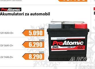 Akumulator za automobil ProAtomic