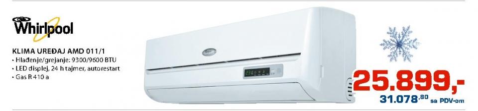 Klima Uređaj Amd 011/1