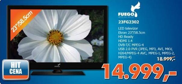 """Televizor LED 23"""" 23fg2302"""