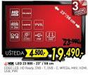 Televizor LED LCD 23 880