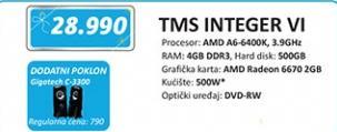 Desktop računar TMS INTEGER VI