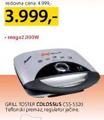 Grill Toster Css-5320