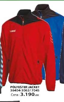 Trenerka Polyester Jacket