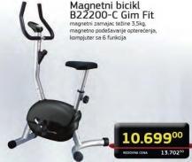 Magnetni bicikl B22200-C