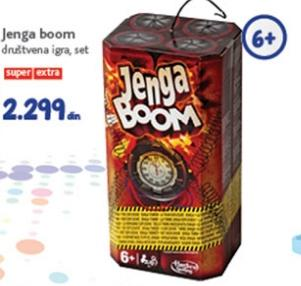 Igračka Jenga boom