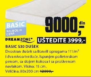 Dušek, Basic S30