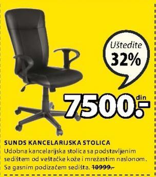 Kancelarijska stolica