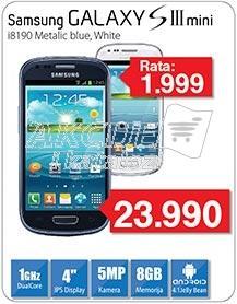 Mobilni telefon Galaxy SIII Mini i8190