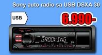 Auto Radio DSXA 30
