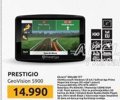 GPS GeoVision 5900