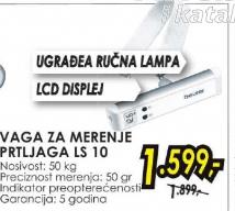 Ručna baterijska lampa
