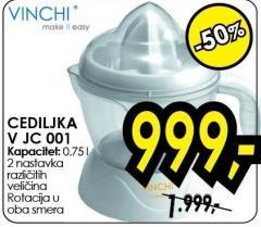 Cediljka za citruse V Jc 001 Vinchi