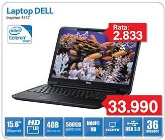 Laptop Inspiron 3537