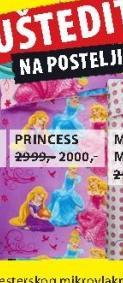 Posteljina Princess