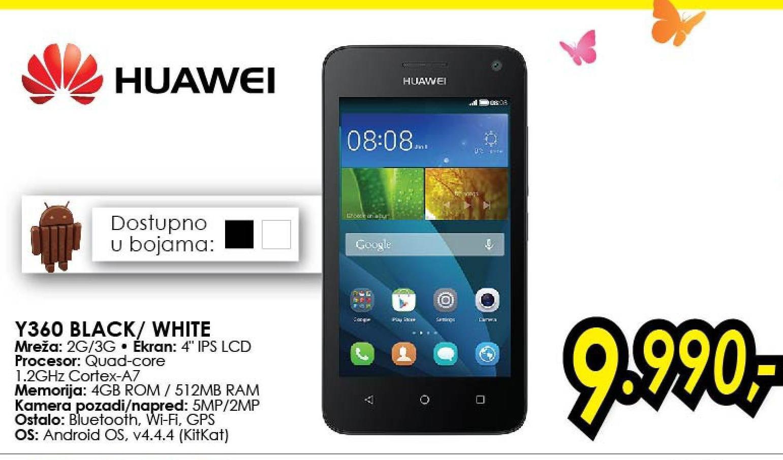 Mobilni telefon Ascend Y360