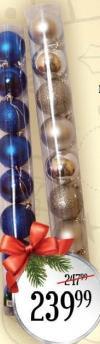 Novogodišnji ukras kugle