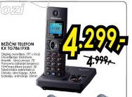 Bežični telefon KX-TG7861FXB