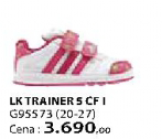 Patike LK Trainer  5 CF I, G95573