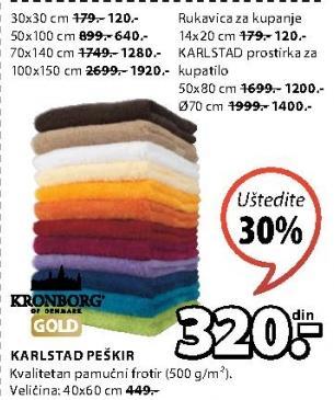 Peškir Karlstad