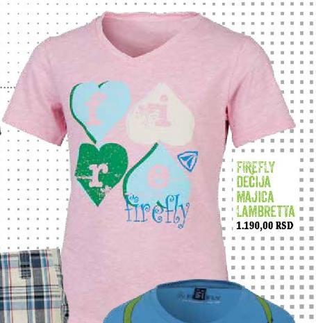 Dečija majica Lambretta
