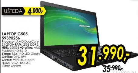 Laptop G505 59390256