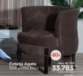 Fotelja Agata