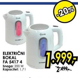 Električni bokal Fa 5417 4