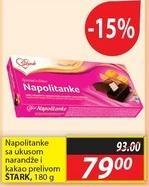 Napolitanke narandža i čokolada