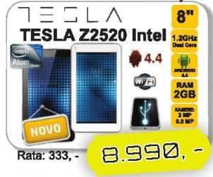 Tablet Z2520