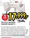 šivaća mašina SMART II
