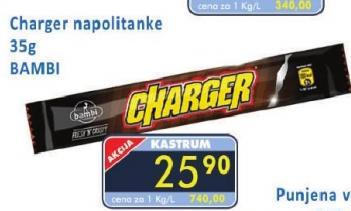 Napolitanke Charger