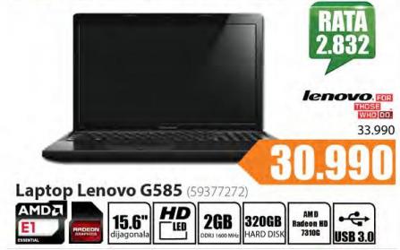 Laptop G585 (59377272)