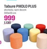 Tabure Pikolo Plus