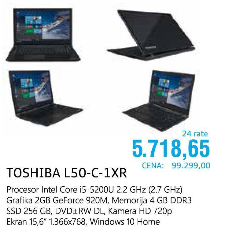 Laptop L50 C 1XR