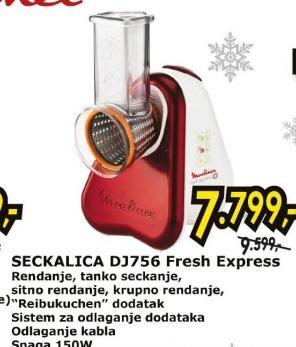 Seckalica Dj756 Fresh Express