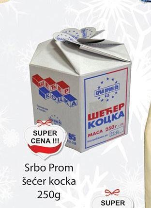 Šećer kocka super cena