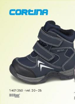 Cipele dečije Cortina 1401350