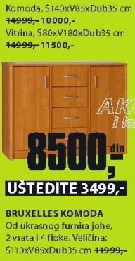 Komoda Bruxelles140x85