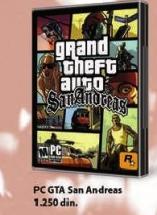 PC igra Gta San Andreas