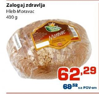 Hleb moravski
