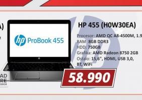 Laptop 455 HOW30EA