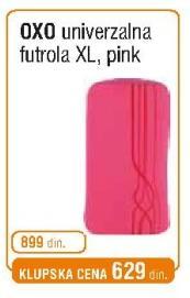 Univerzalna futrola XL Oxo Pink