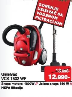 Usisvač Vck 1802 Wf