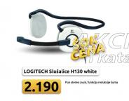 Slušalice H130 white