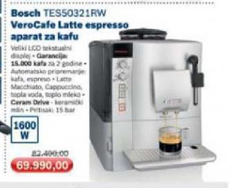 Aparat Za Kafu TES50321RW
