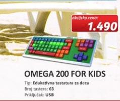 Tastatura 200 For Kids