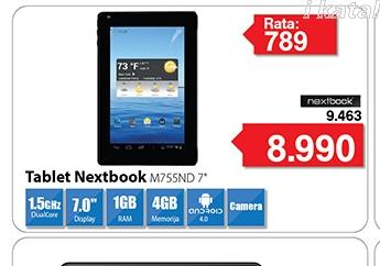 Tablet M755ND
